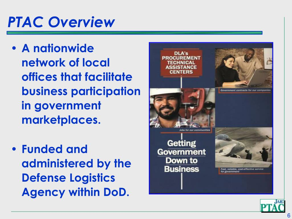 PTAC Overview