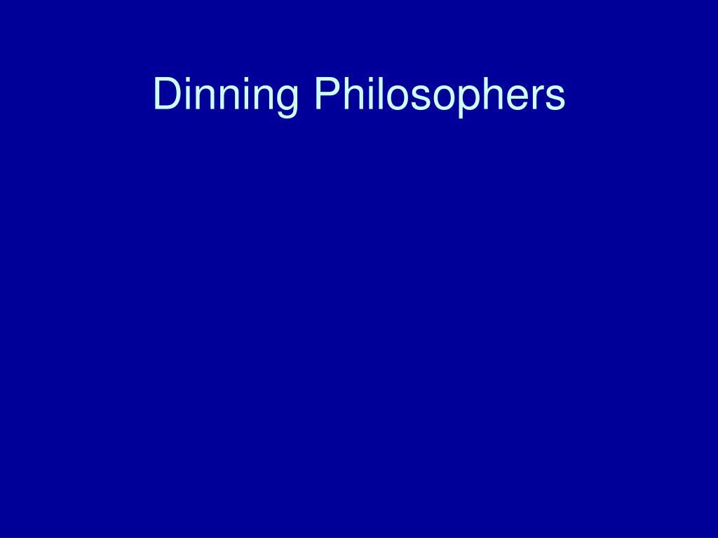 Dinning Philosophers