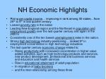 nh economic highlights