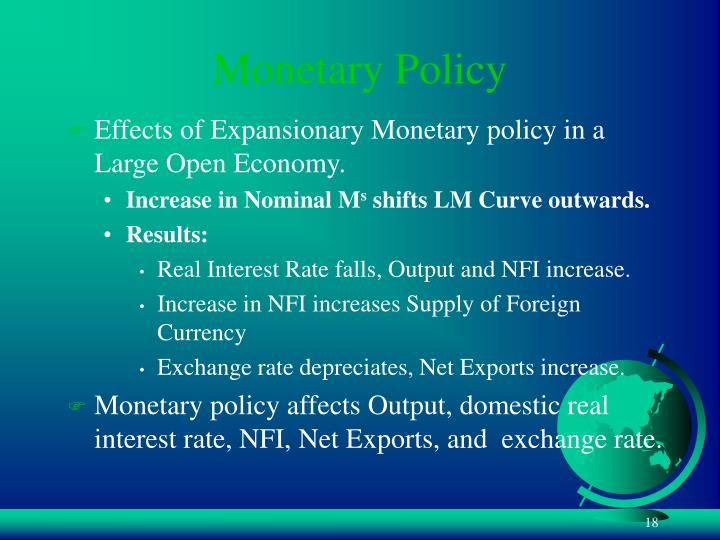 monetary and economic policy in latvia essay Essays on effects of fiscal policy on economic activity essay 1: and monetary policy had roughly essays on effects of fiscal policy on economic activity.