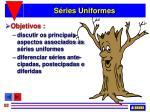 s ries uniformes1