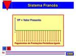 sistema franc s1