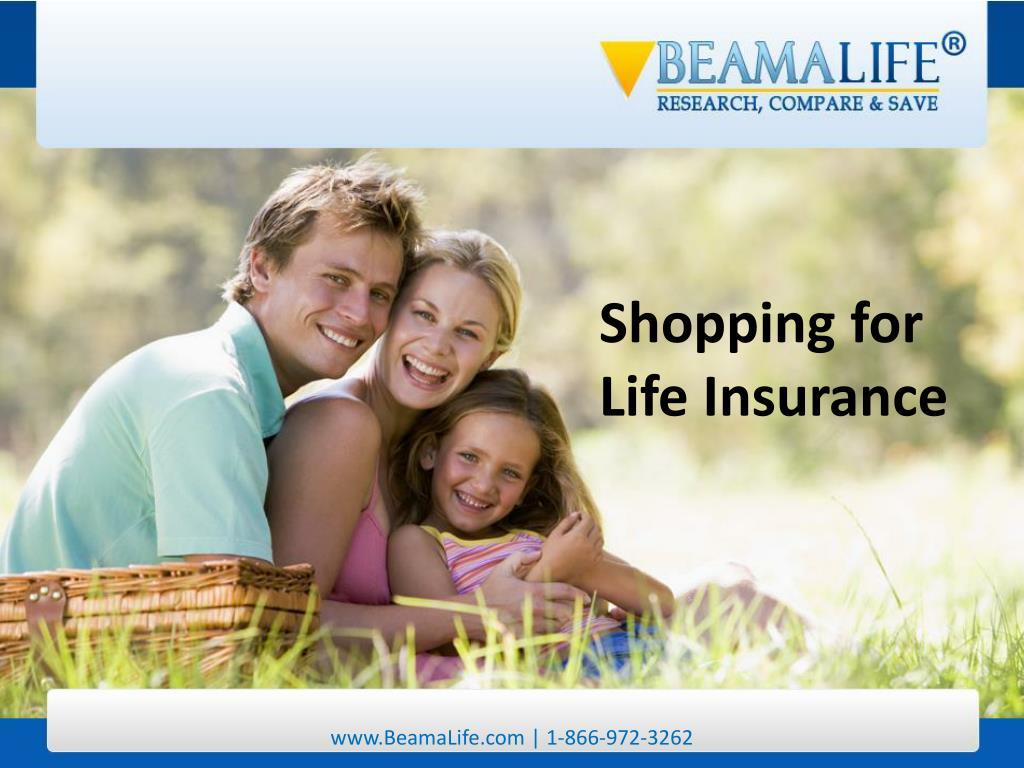 Shopping for Life Insurance