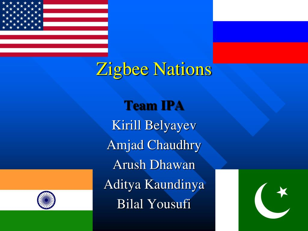 zigbee nations l.