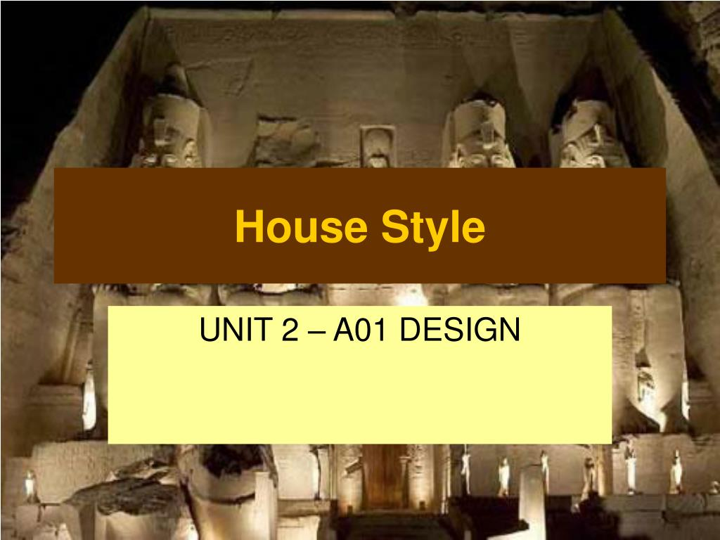 house style l.