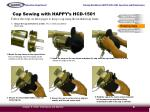 cap sewing with happy s hcd 15018