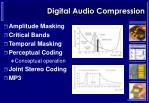 digital audio compression20