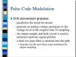 pulse code modulation15