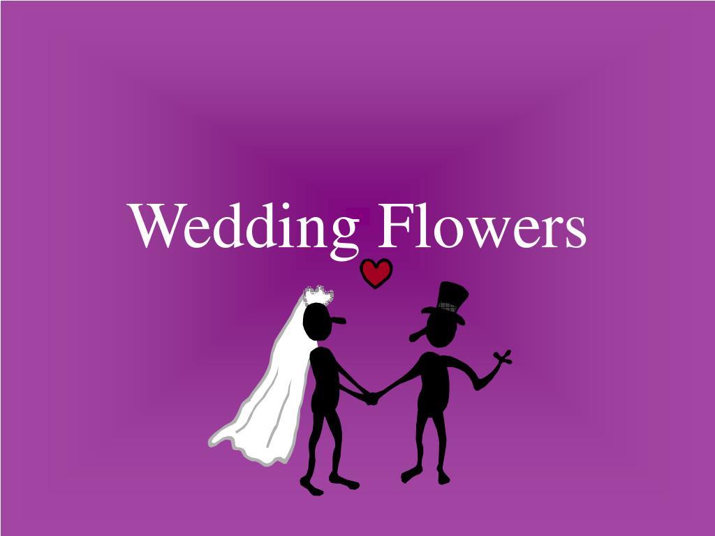 wedding flowers l.