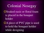 colonial nosegay27