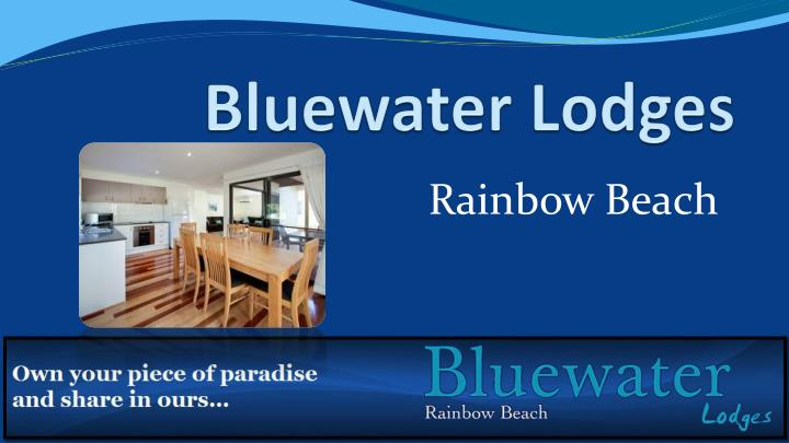 bluewater lodges n.