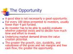 the opportunity1