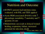 nutrition and outcome2