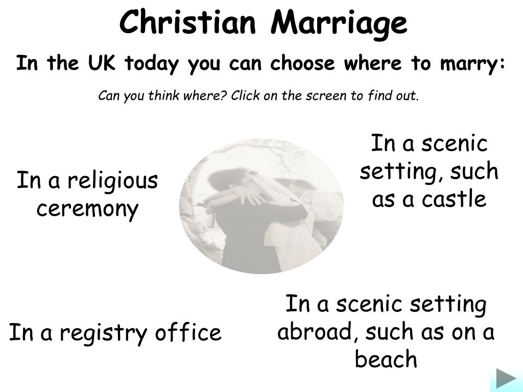 in the uk today you can choose where to marry l.