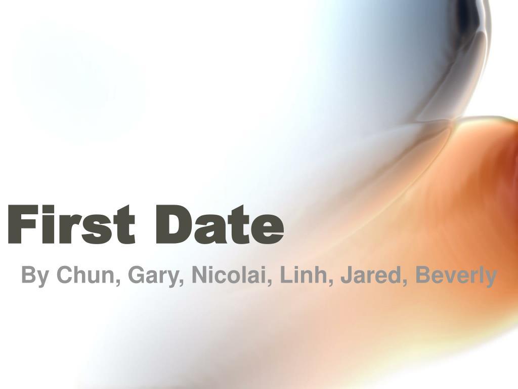 first date l.