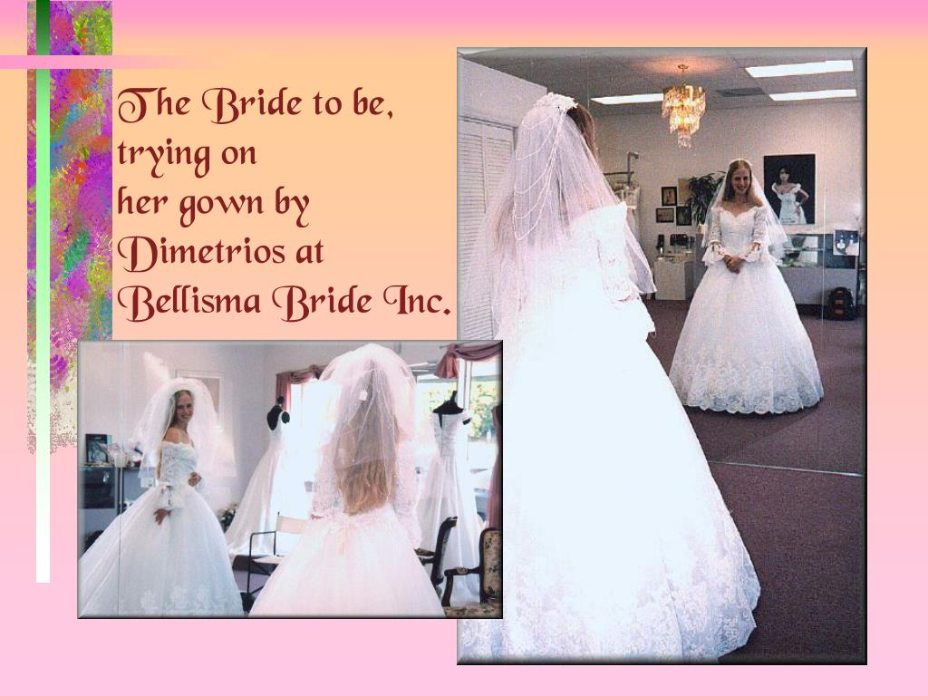 The Bride to be,