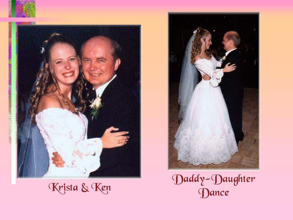 Daddy-Daughter Dance