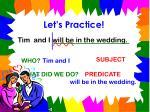 let s practice13