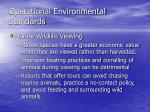 operational environmental standards20