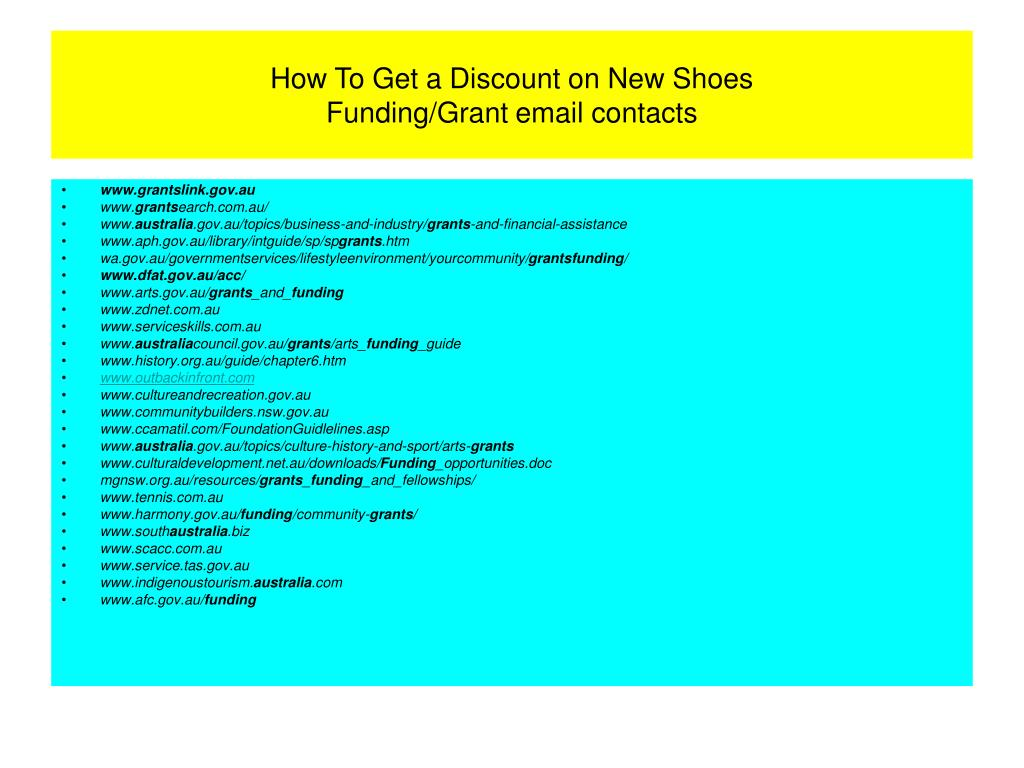 How To Get a Discount on New Shoes