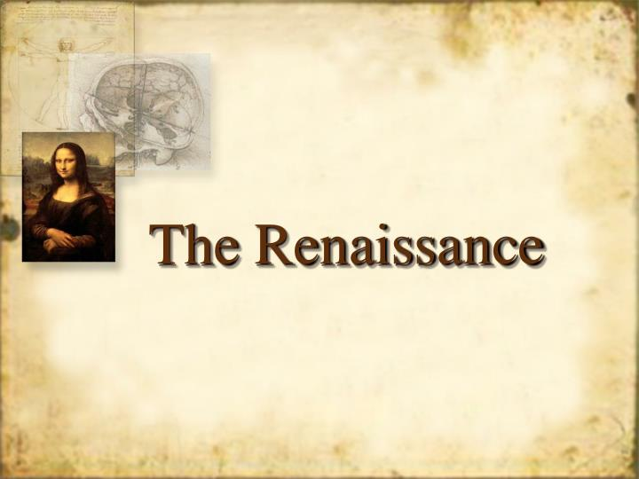 the renaissance n.