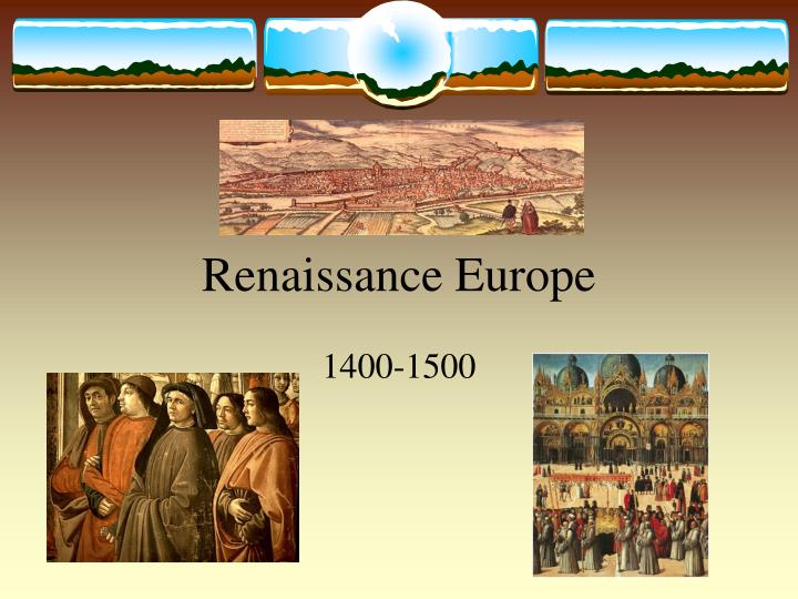 the renaissance movement in europe