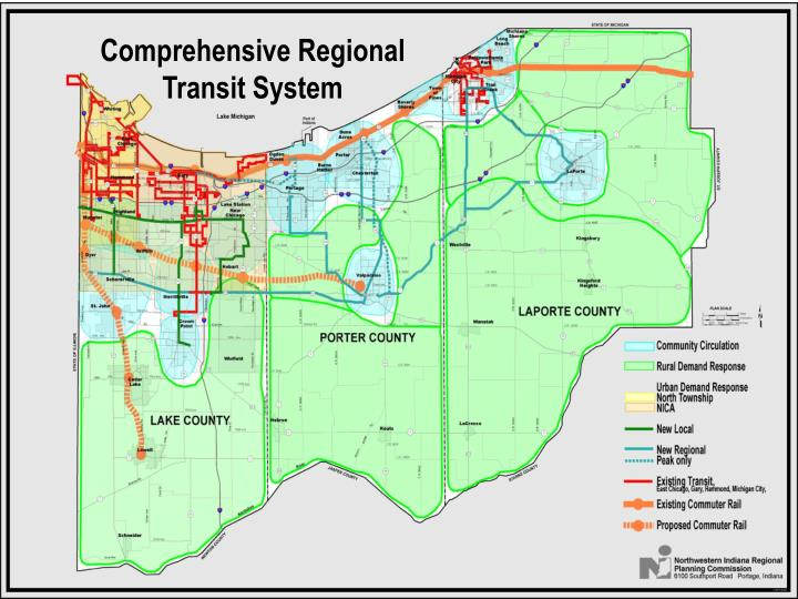 Comprehensive Regional