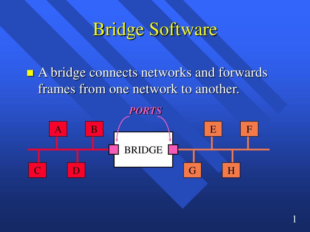 bridge software l.
