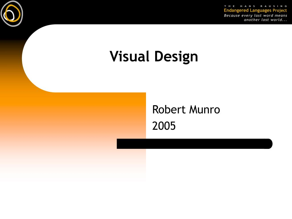 visual design l.