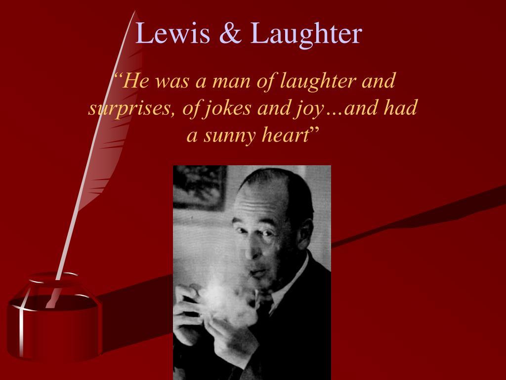 lewis laughter l.