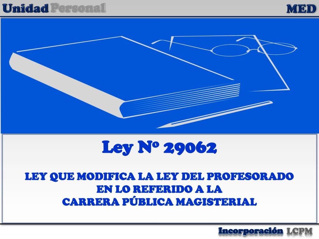 Ley N