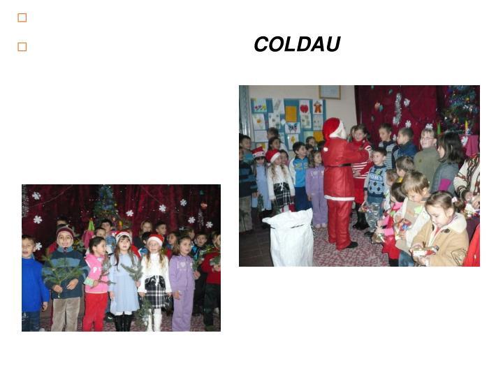 COLDAU