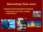 decorating your area2