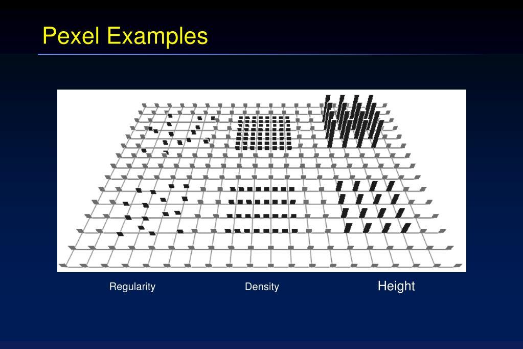 Pexel Examples