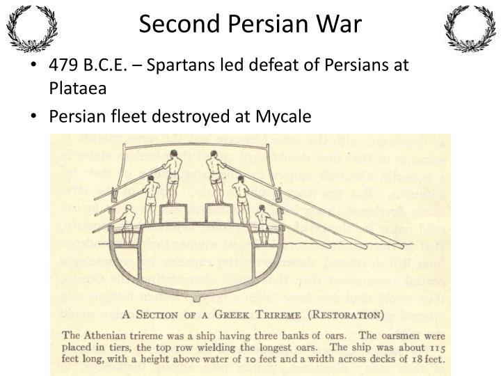 Second Persian War