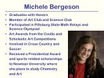 michele bergeson