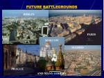 future battlegrounds