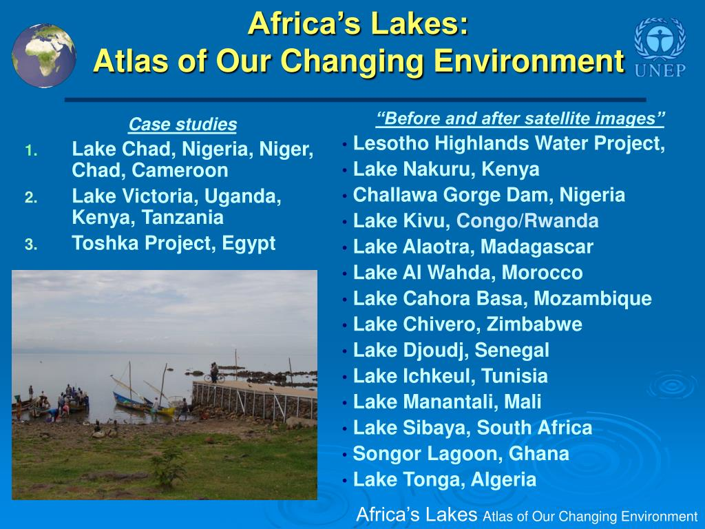 Africa's Lakes: