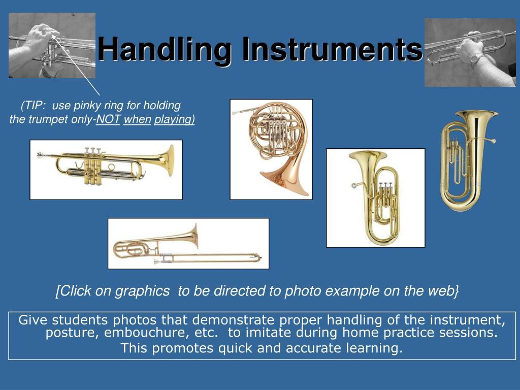 Handling Instruments