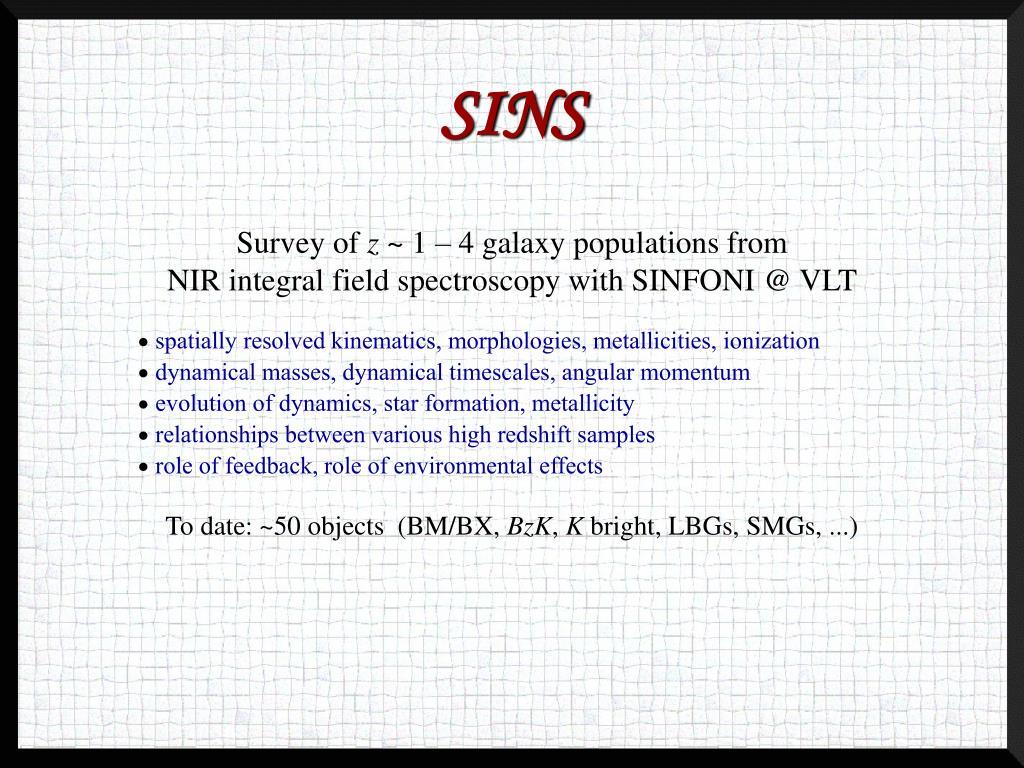spatially resolved kinematics, morphologies, metallicities, ionization