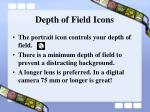 depth of field icons17