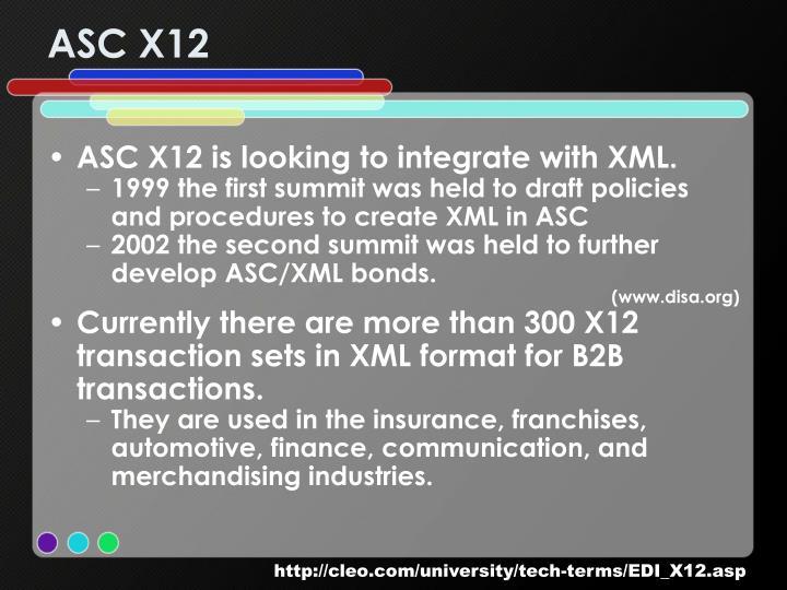 ASC X12