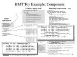 bmt toy example component