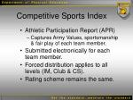 competitive sports index18