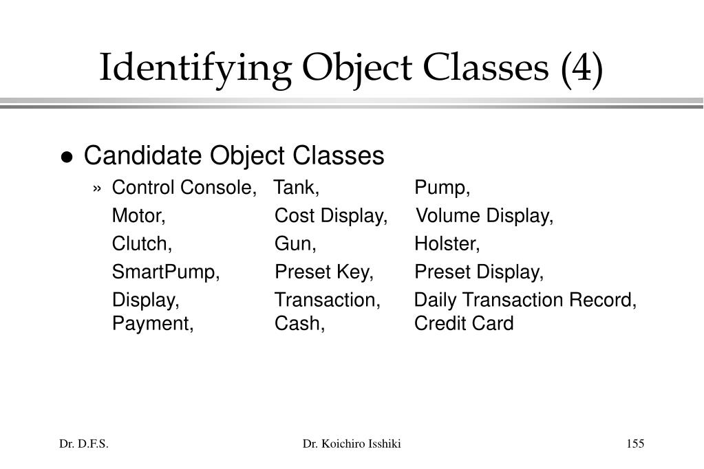 Identifying Object Classes (4)