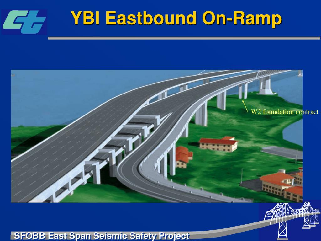 YBI Eastbound On-Ramp