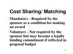 cost sharing matching137