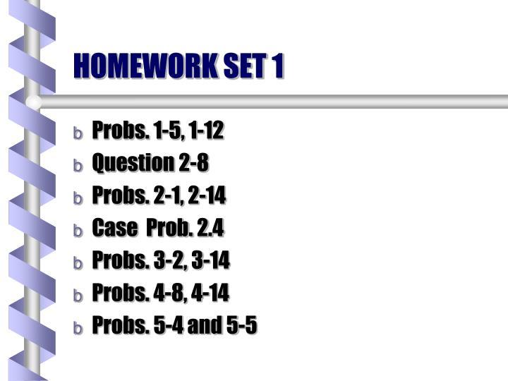 homework set 1 n.