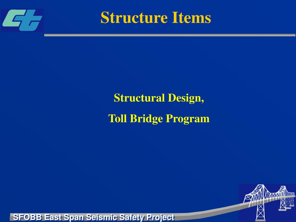Structure Items