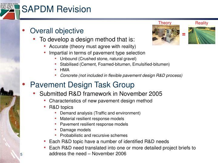SAPDM Revision